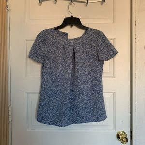 Chase apparel blouse